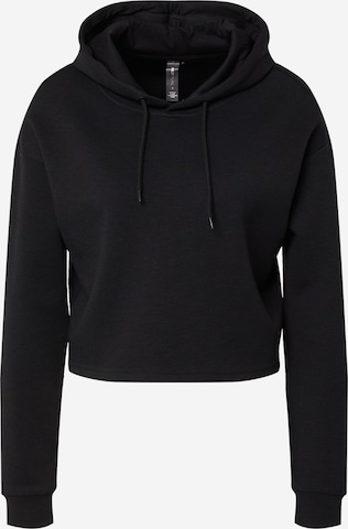 ONLY PLAY Athletic Sweatshirt in Black