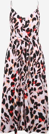 Y.A.S Petite Kleid 'LIRO' in lachs / rosa / puder / schwarz, Produktansicht