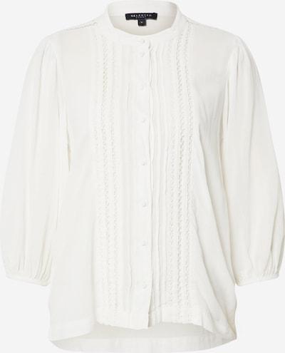 SELECTED FEMME Blouse 'SLFVALENTINA ' in de kleur Wit, Productweergave