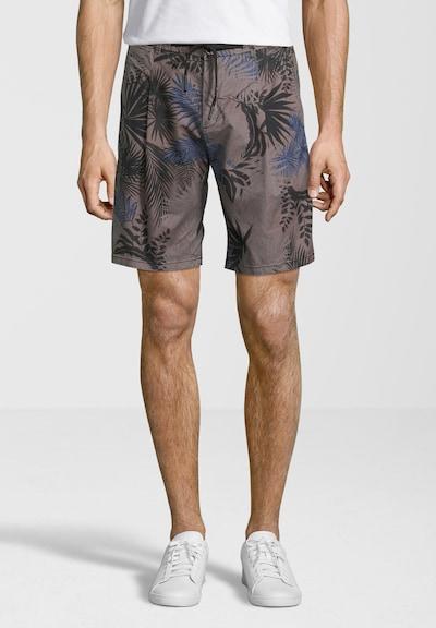 REPLAY Shorts im Chino-Stil in grau, Modelansicht