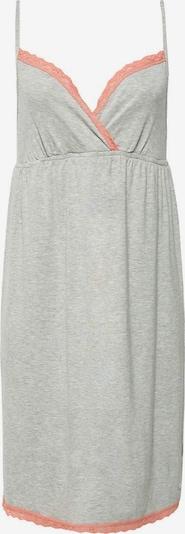 ESPRIT Nachthemd in de kleur Grijs / Rosé, Productweergave
