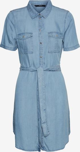 VERO MODA Robe-chemise 'VMSILJA' en bleu clair, Vue avec produit
