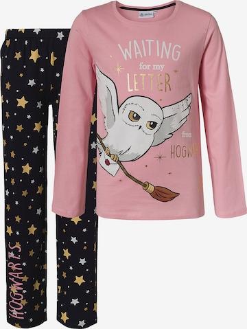 Harry Potter Schlafanzug in Pink