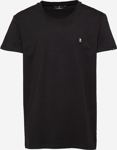 recolution Тениска в черно: Изглед отпред