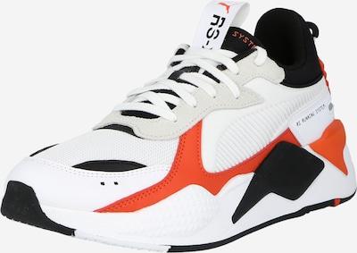 Sneaker low PUMA pe maro ruginiu / negru / alb, Vizualizare produs