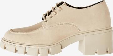 Scarpa stringata 'Sonia' di VERO MODA in beige