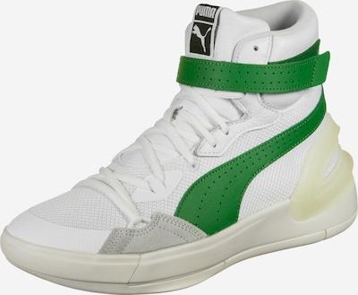 PUMA Chaussure de sport 'Sky LX Modern' en gris / vert / blanc, Vue avec produit