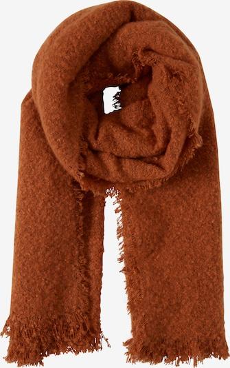 ICHI Sjaal 'IABEA SC' in de kleur Bruin, Productweergave