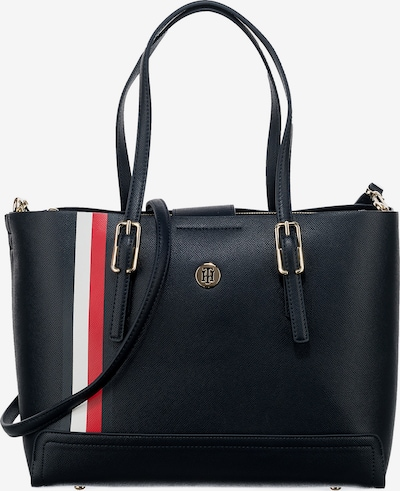 TOMMY HILFIGER Shopper 'Honey Med' in Navy / Red / White, Item view