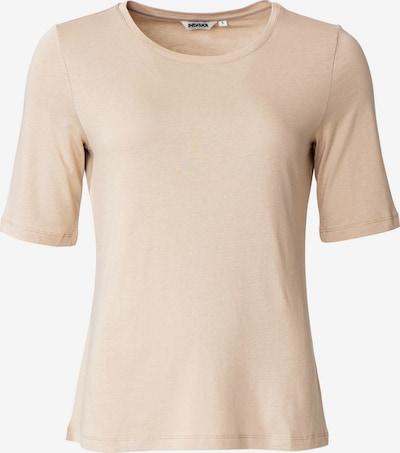 Indiska Shirt 'TEA' in camel, Produktansicht