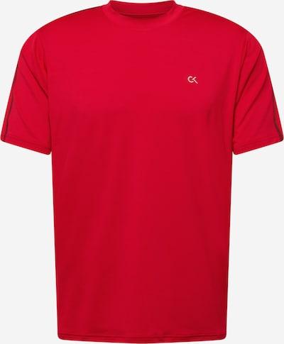 Tricou funcțional Calvin Klein Performance pe roșu, Vizualizare produs