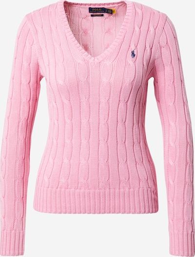 POLO RALPH LAUREN Пуловер 'KIMBERLY' в нейви синьо / светлорозово, Преглед на продукта