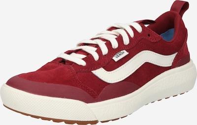 VANS Sneakers laag in de kleur Donkerrood / Wit, Productweergave