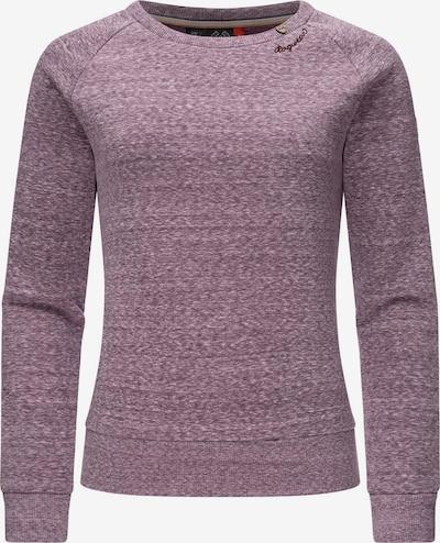 Ragwear Sweatshirt 'Johanka' in helllila, Produktansicht