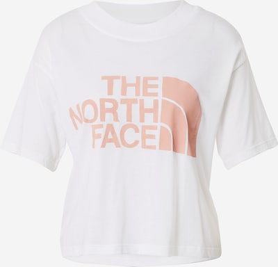 THE NORTH FACE Shirt in de kleur Rosa / Wit, Productweergave