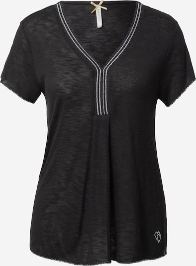 Key Largo Shirt 'VICKY' in Black, Item view