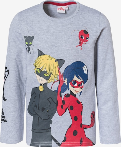 Miraculous Shirt in Grey / Mixed colors, Item view