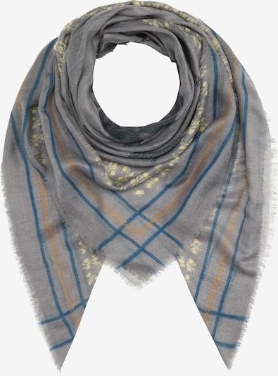 CODELLO Premium Leo-Tuch aus Modal und Seide in grau, Produktansicht