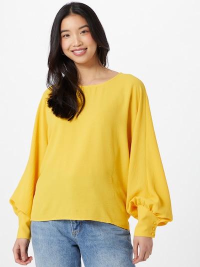 VILA Bluse 'RASHA' in gelb, Modelansicht