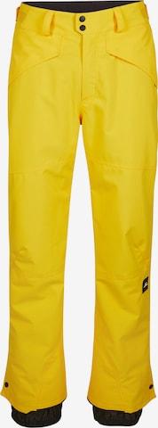 O'NEILL Outdoor панталон в жълто