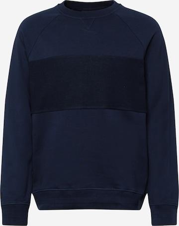recolution Dressipluus 'Sweatshirt CHERVIL', värv sinine