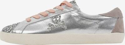 Scalpers Tenisky 'Lia' - šedobéžová / stříbrná, Produkt