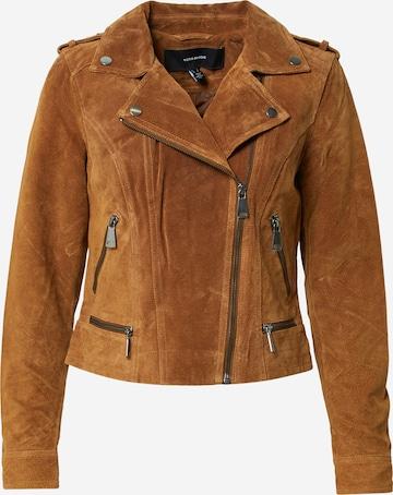 VERO MODA Between-season jacket 'ROYCE' in Brown