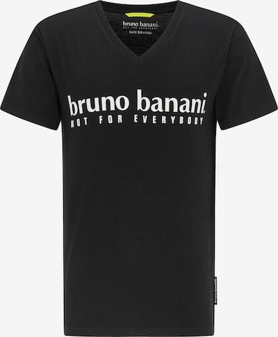 BRUNO BANANI Shirt in de kleur Zwart: Vooraanzicht