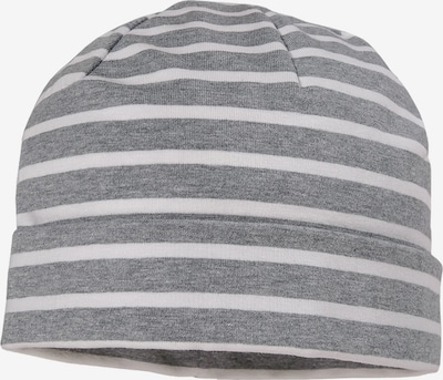 MAXIMO Gorra en gris moteado / blanco, Vista del producto