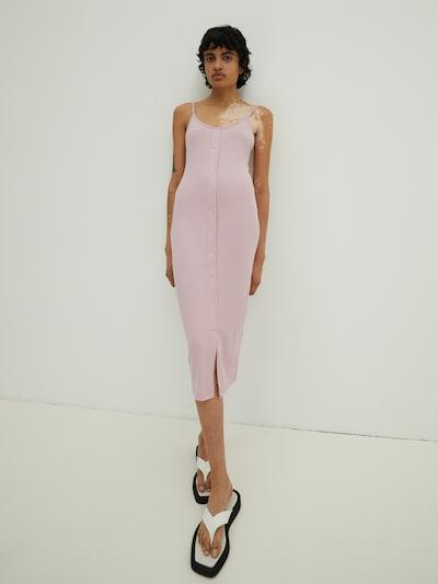 EDITED Kleid 'Cian' in lila, Modelansicht