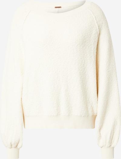 Megztinis 'FOUND MY FRIEND' iš Free People, spalva – kremo, Prekių apžvalga