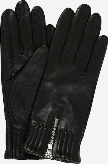 ROECKL Fingervantar 'Dublin Touch' i svart, Produktvy