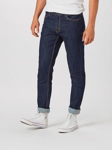 Denim Project Jeans 'Mr. Red' in Blau