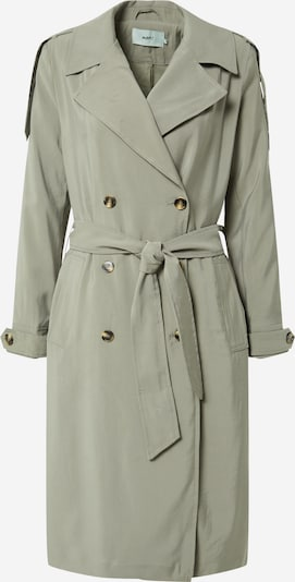 Moves Between-seasons coat in Pastel green, Item view