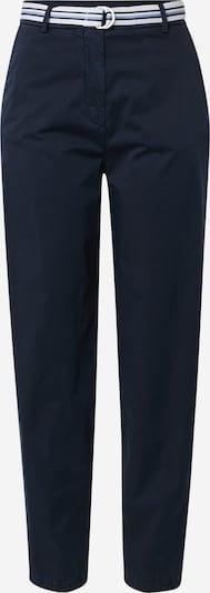 Pantaloni eleganți TOMMY HILFIGER pe turcoaz / albastru închis / alb, Vizualizare produs