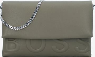 BOSS Casual Clutch 'Rose' in Grey