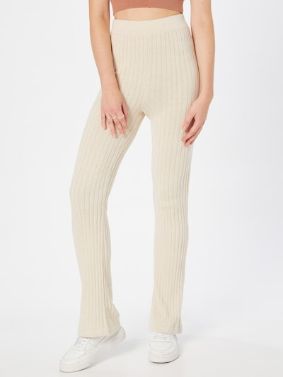 Cotton On Pants in natural white, View model
