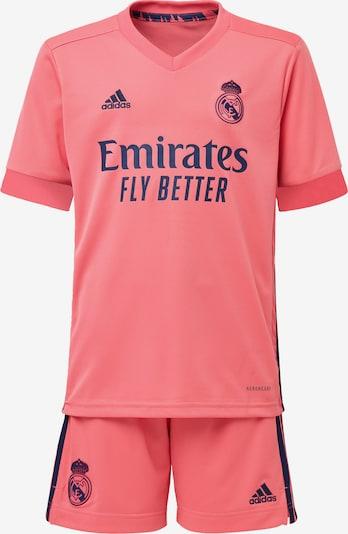 ADIDAS PERFORMANCE Trainingspak 'Real Madrid 20/21' in de kleur Donkerblauw / Rosa, Productweergave