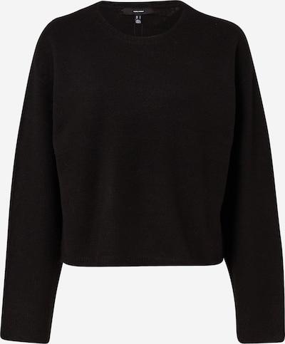 VERO MODA Pullover 'Plaza' in schwarz, Produktansicht