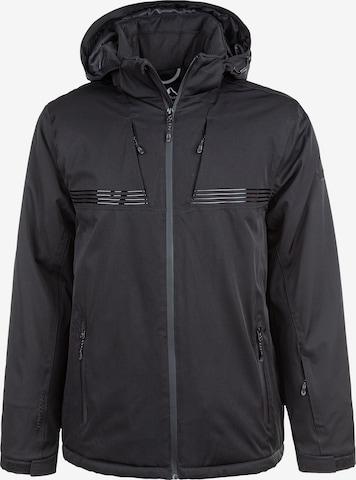 Whistler Skijacke 'JESPER M Ski Jacket W-PRO 15.000' in Schwarz