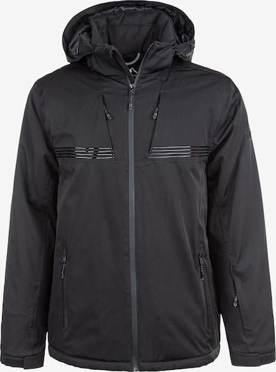 Whistler Athletic Jacket 'JESPER M Ski Jacket W-PRO 15.000' in Black, Item view