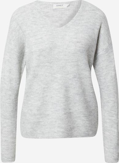 ONLY Pullover 'Camilla' in graumeliert, Produktansicht