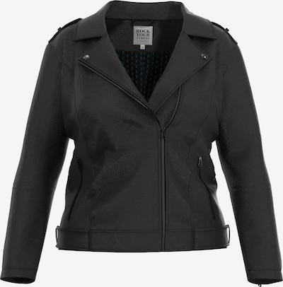 Rock Your Curves Jacke in schwarz, Produktansicht