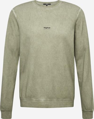 tigha Sweatshirt  'Carlo' in pastellgrün, Produktansicht