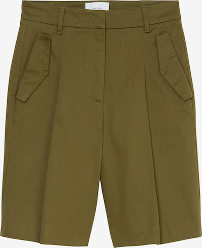Marc O'Polo Pure Hose in khaki, Produktansicht