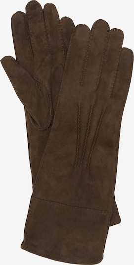 Marc O'Polo Full Finger Gloves in Brown, Item view