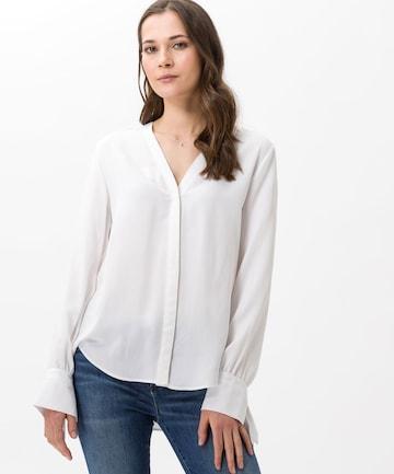 BRAX Bluse 'VANA' in Weiß