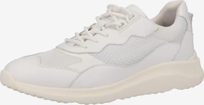 fehér GEOX Rövid szárú edzőcipők 'Diodiana', Termék nézet
