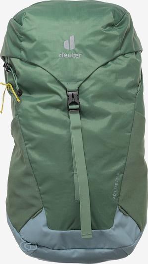 DEUTER Sportrucksack 'Ac Lite 28' in rauchblau / grau / hellgrün, Produktansicht