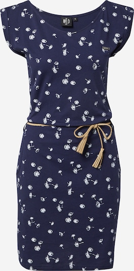 WLD Dress 'Luna City' in Navy / White, Item view